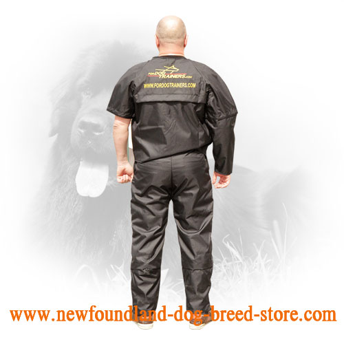 Ultra Lightweight Scratch Suit for Newfoundland Training