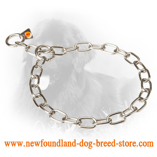 Shiny Stainless Steel Newfoundland Fur Saver