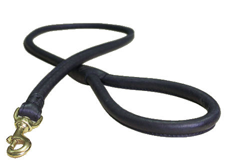 12 mm Round Newfoundland Leash with Comfy Handle