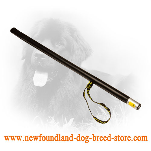 Newfoundland Agitation Stick for Schutzhund Training