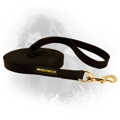 Newfoundland Nylon Leash Water Resistant
