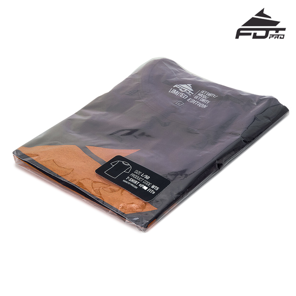 Prepacked Pro Design T-shirt Dark Grey Color