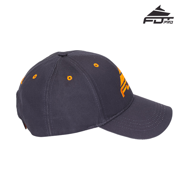 Top Notch Easy to Adjust Snapback Cap for Dog Trainers